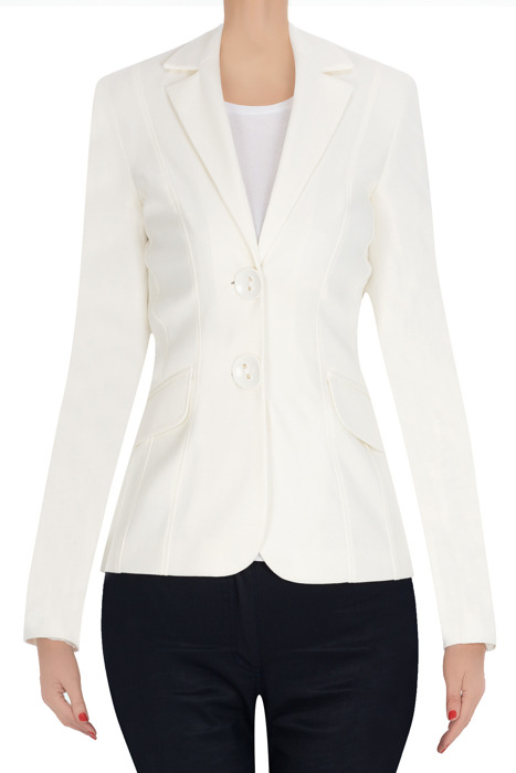 d8641cb322b40 Żakiety damskie - idealne do spodni, spódnic i sukienek | sklep internetowy  Modon.pl