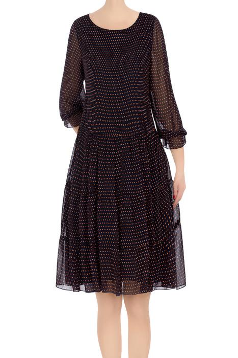 bc583648e3 Sukienki wyszczuplające brzuch i biodra - idealne na każdą okazję ...